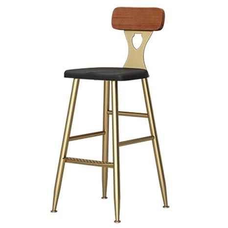 Amazing Amazon Com Hemfv Bar Stools Retro Creative Metal Bar Stool Forskolin Free Trial Chair Design Images Forskolin Free Trialorg