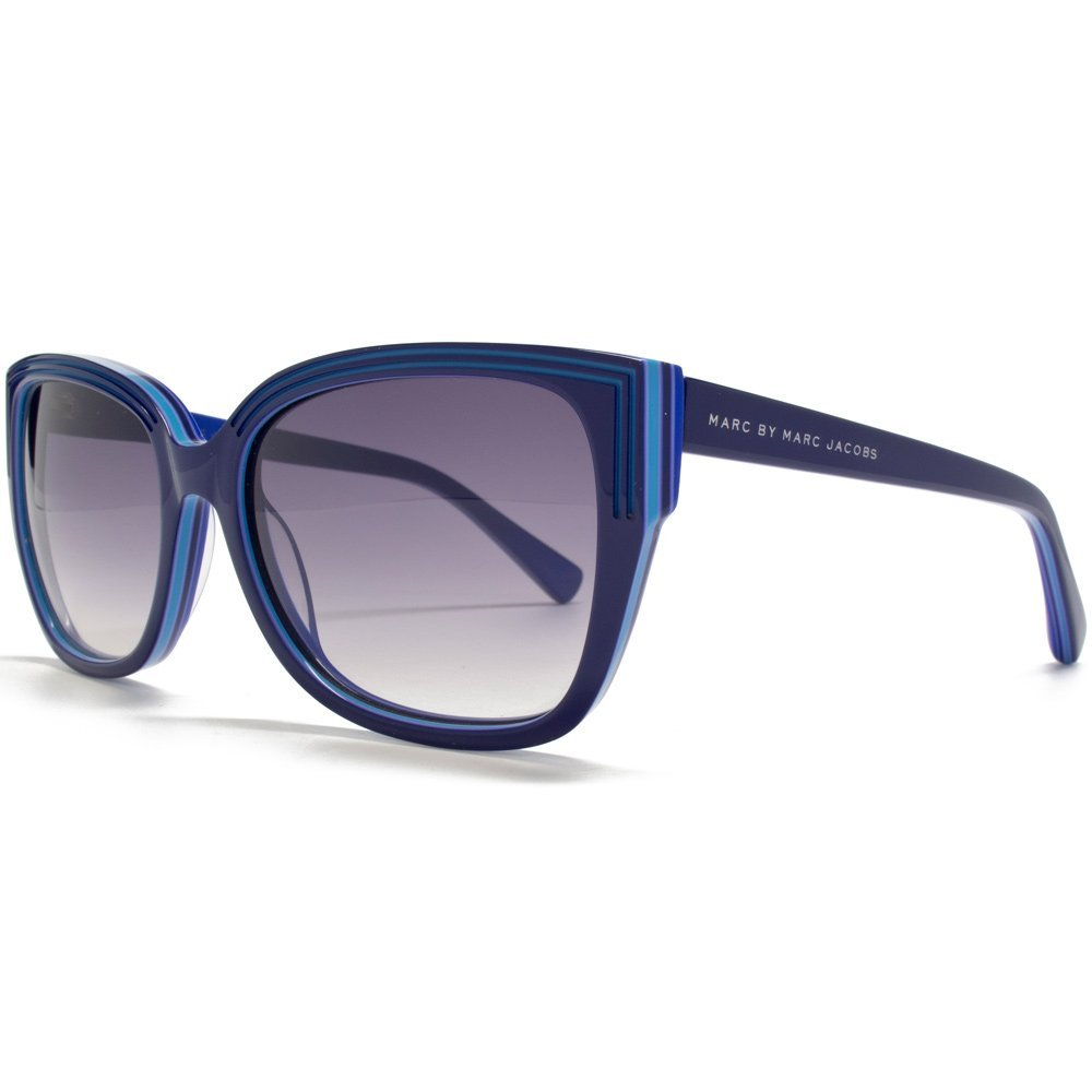 Gafas de Sol Marc by Marc Jacobs MMJ 238/S BLUAZURE: Amazon ...