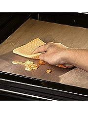 Heat Resistance Baking Tarpaulin Teflon Non-Stick Mat Microwave Oven Cooking Sheet