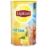 Lipton Iced Tea Mix, Lemon, 28 qt (Pack of two)