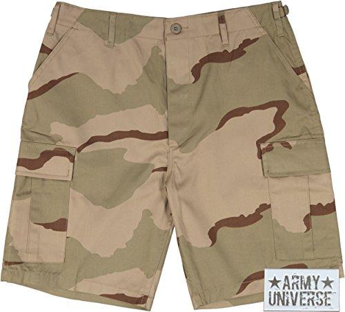 Pocket Cargo Shorts Desert Camo - 3