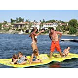 Original Aqua Lily Pad -- 18' x 6' (2 ply) with 2 straps and tether