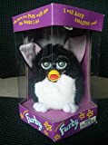 Furby - Black with White Tummy and Green Eyes - Model 70-800 by Furby