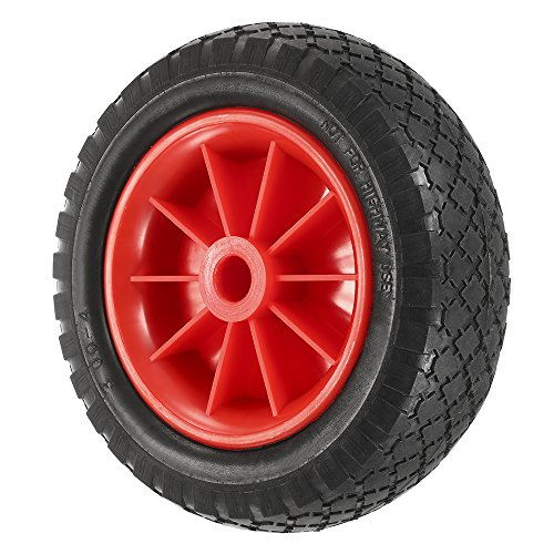 """Lixada 1pc 8"""" / 10"""" Puncture-proof Tire Wheel for Kayak Canoe Trolley Cart Replacement Tire"""