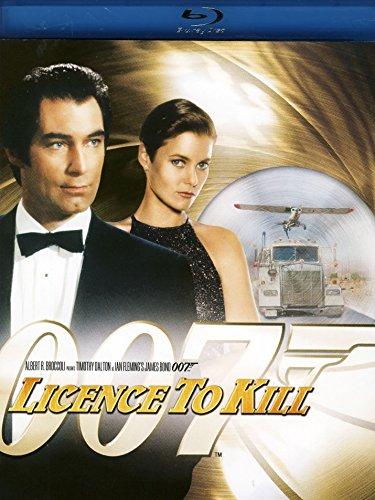 License To Kill (1989) (mgm) [Blu-ray]