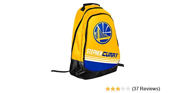 9bcf2edfc6ae Amazon.com   STEPHEN CURRY GOLDEN STATE WARRIORS BACKPACK 18