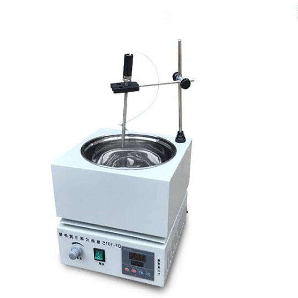 INTBUYING Digital Constant Temperature Heat-Gathering Magnetic Stirrer Oil Water Bath Lab
