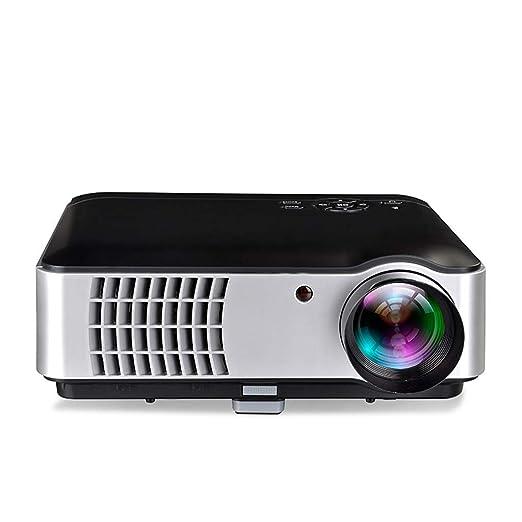 Proyector, Smart Home LDE Office Business Projector HD 1080P ...