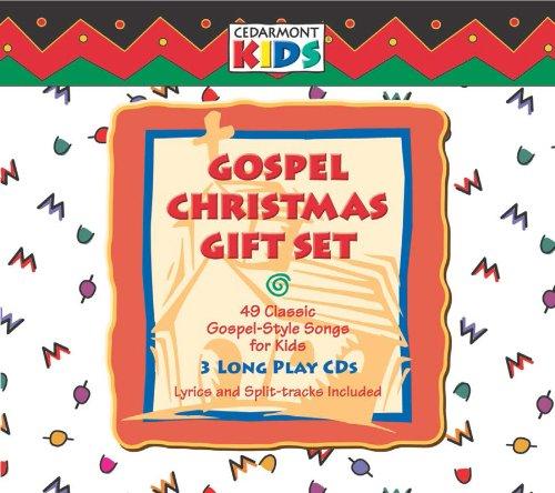 The Gospel Christmas Gift Set (Gospel Cedarmont Christmas Kids)