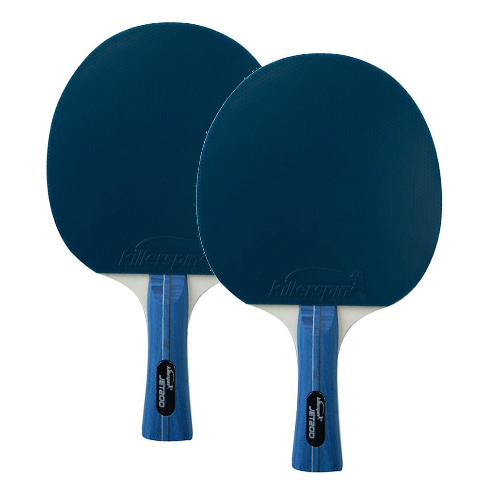 Set BluVanilla of 2 Killerspin Jet 200 BluVanilla Killerspin Table Tennis B01MRSYJDA Ping Pong B01MRSYJDA, DIY FACTORY ONLINE SHOP:bb78ce83 --- gamenavi.club