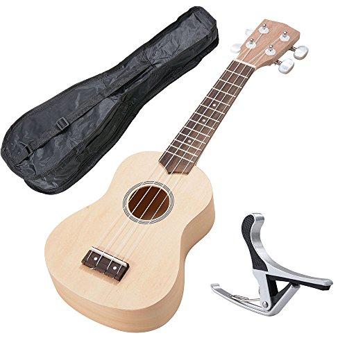 AW Basswood Ukulele Aluminum Instrument