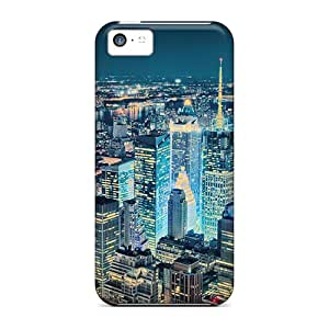 New Arrival Case Specially Design For Iphone 5c (superb View Over New York)