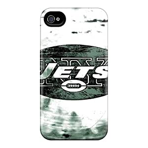Premium New York Jets Heavy-duty Protection Case For iphone 6/4s