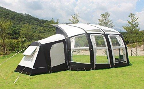 2018 camptech Prestige DL 400 todos temporada hinchable caravana ...
