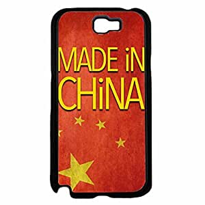 Made in China Plastic Phone Case Back Cover Samsung Galaxy Note II 2 N7100