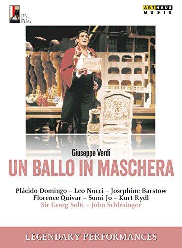 Legendary Performances - Verdi: Un Ballo in maschera