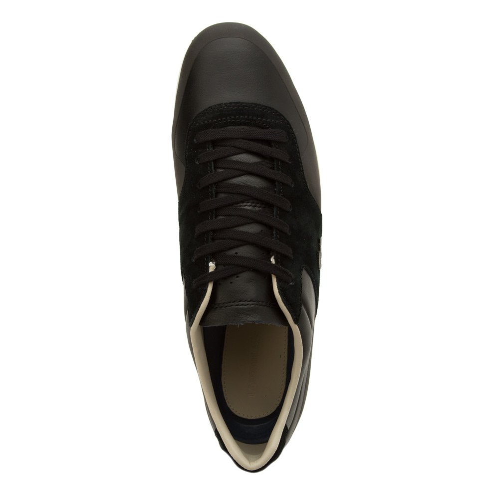 Lacoste Men's Turnier 316 1 Cam Fashion Sneaker, Black, 10 M US by Lacoste (Image #5)