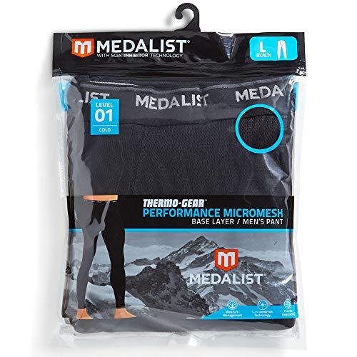 Medalist Men's Hybrid Mesh Black L ()
