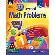 Shell Education 50 Leveled Math Problems