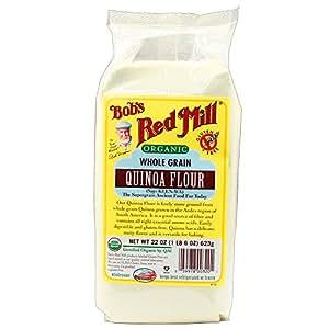 Amazon.com : Bob's Red Mill Whole Grain Organic Quinoa