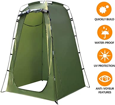 Pop Up Changing Room Privacy Tent | Instant Portable Outdoor