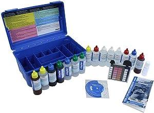 Taylor Complete Pool & Spa Test Kit - High Range K-2005C 2 oz Reagents