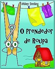 """Children's Portuguese Books: """"O Prendedor de Roupa"""" (história de ninar"""