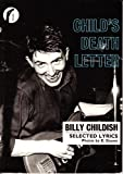 Child's Death Letter, Billy Childish, 1871894360