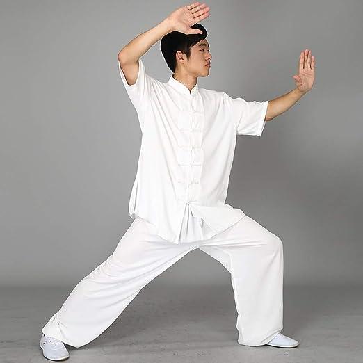 ZooBoo Ropa De Kung Fu Wushu Traje De Shaolin Uniforme De Kungfu ...