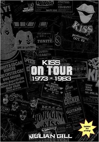 kiss on tour 1998 2016 volume 3