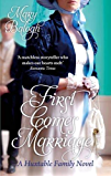 First Comes Marriage: Number 1 in series (Huxtable Quintet)