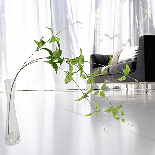 dezirZJjx Artificial Plants 1Pc Wedding Home Garden Decoration Artificial Plant Wall Hanging Fake Vines