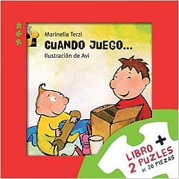 Cuando juego . . . (Librosaurio: Leo y juego) (Spanish ...
