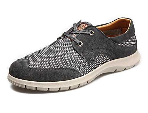 Men Shoes - Sport Walking Casual Most Comfortable Fashion For Your Outdoor Active - Mesh, Breathable by HUMGFENG