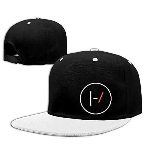 Runy 21 Hip Custom y gorra Hop Blanco nbsp;pilotos ajustable adulto sombrero ZwPf7xZ