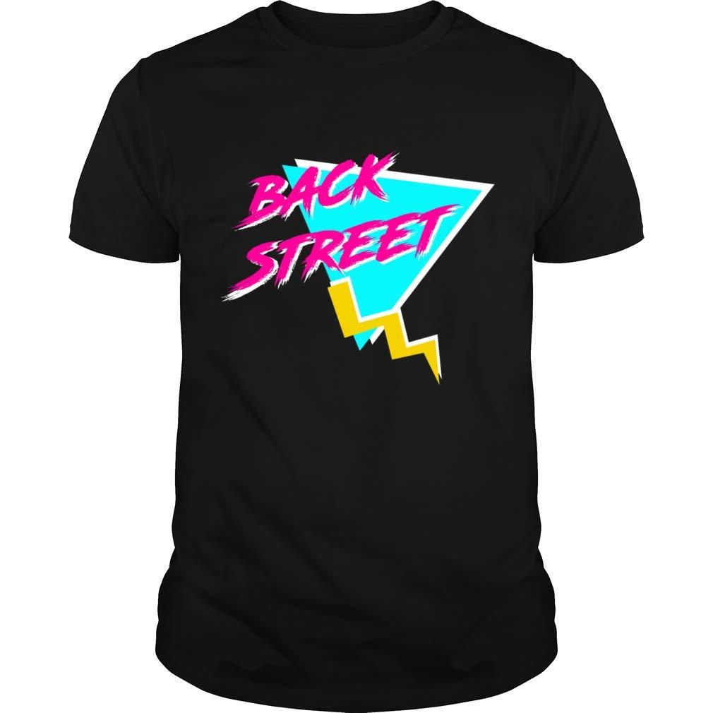 Backstreet Distressed Vintage Tshirt Bsb Shirt Backstreet Band Gift T Shirt