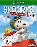 Snoopys Große Abenteuer - [Xbox One]