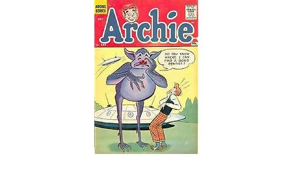 Archie Comics 123 (November 1961)