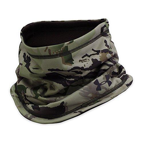 Under Armour Men's Scent Control Storm Neck Gaiter, Ridge Reaper Camo Ba/Black, One Size