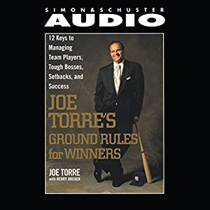 Joe Torre's Ground Rules Audiobook