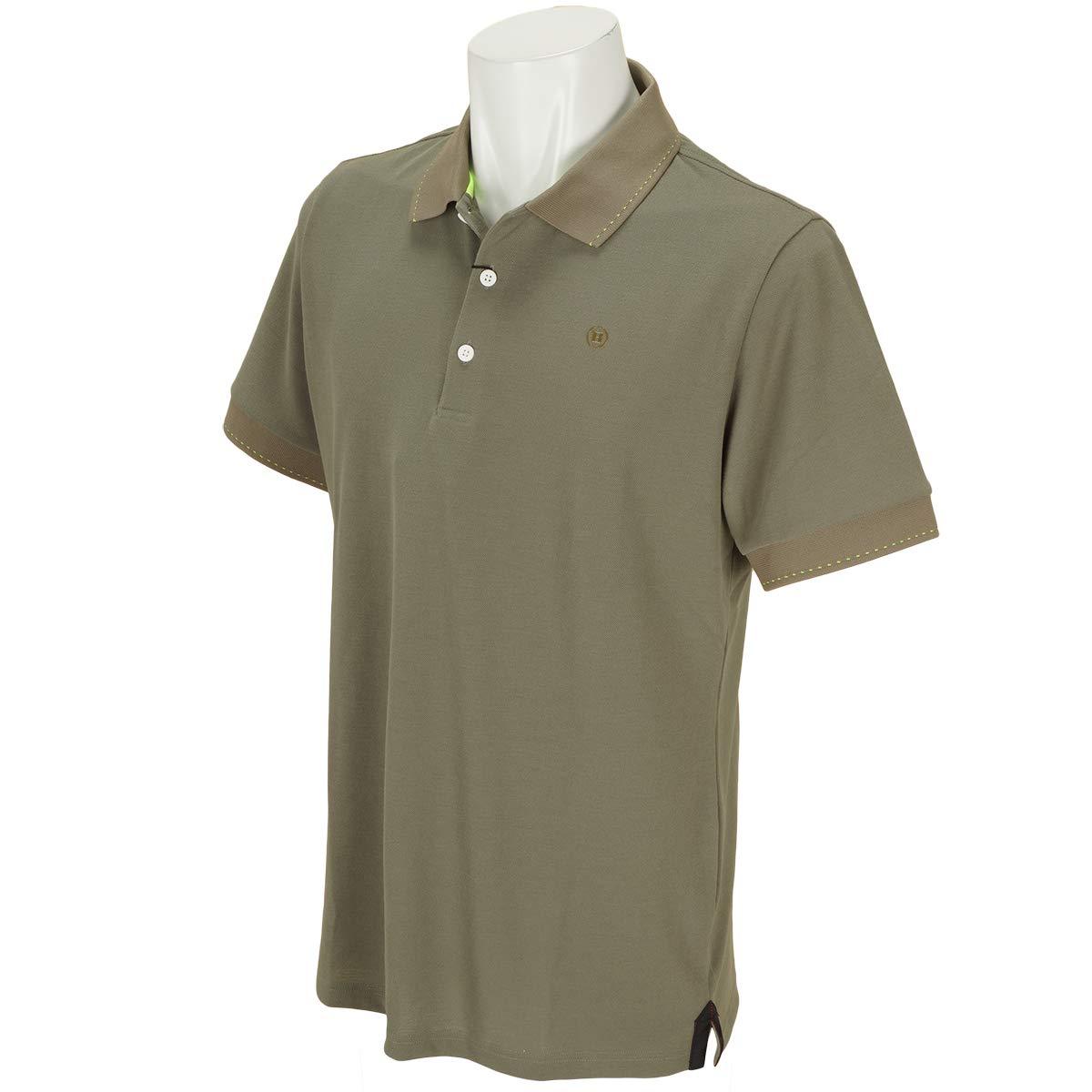 ブリーフィング BRIEFING 長袖シャツポロシャツ 半袖ポロシャツ B07KFHMZL9 XL|オリーブ オリーブ XL