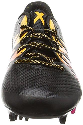 Adidas X 15,3 Fg / Ag Heren Voetbal Klampen Zwart