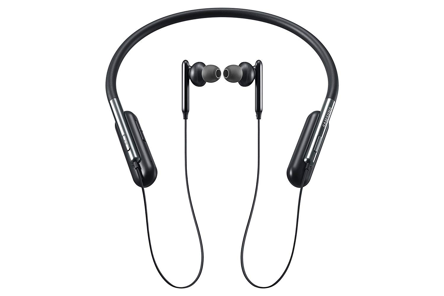 a0db3ad6205 Samsung U Flex Bluetooth Wireless in-Ear Headphones HD Premium Sound and  Mic - with Car-Charger 4FT USB Kit (US Model - Retail Packing): Amazon.ca:  Cell ...