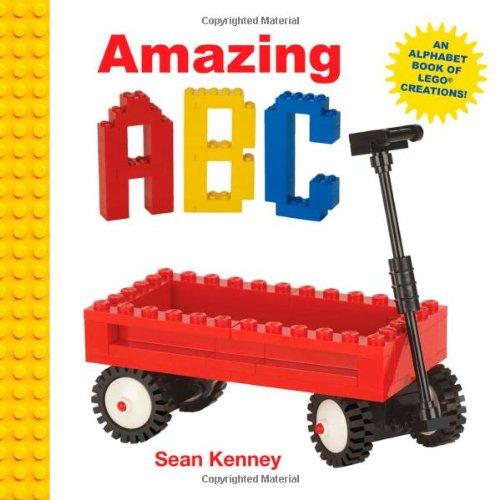 Amazing Alphabet Book (Amazing ABC: An Alphabet Book of Lego Creations)