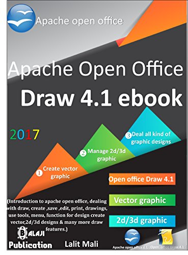 Amazon Com Apache Open Office Draw 4 1 Ebook Introduction To Open