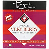 Touch Organic Very Berry White Tea by Touch Organic