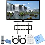 120Hz Led Tv - Samsung UN65J6200 - 65 inch Full HD 1080p 120hz Smart LED HDTV Flat Mount Bundle includes 65-Inch HD TV, Cleaning Kit, HDMI Cable 6' x 2, 6 Outlet Wall Tap w/ 2 USB Ports, Mount and Microfiber Cloth