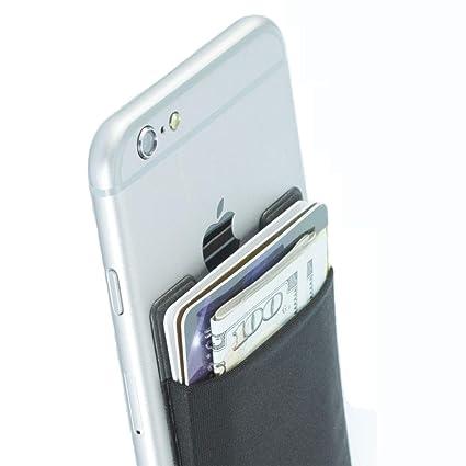 Amazon.com: Funda para tarjeta de teléfono móvil, soporte de ...
