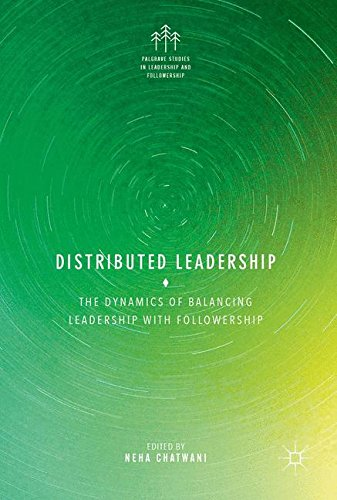 Distributed Leadership Dynamics Balancing Followership PDF 7469ebf09