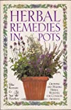 img - for Herbal Remedies in Pots book / textbook / text book